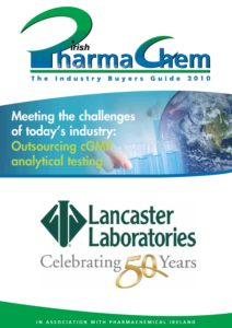 Irish PharmaChem Yearbook 2010